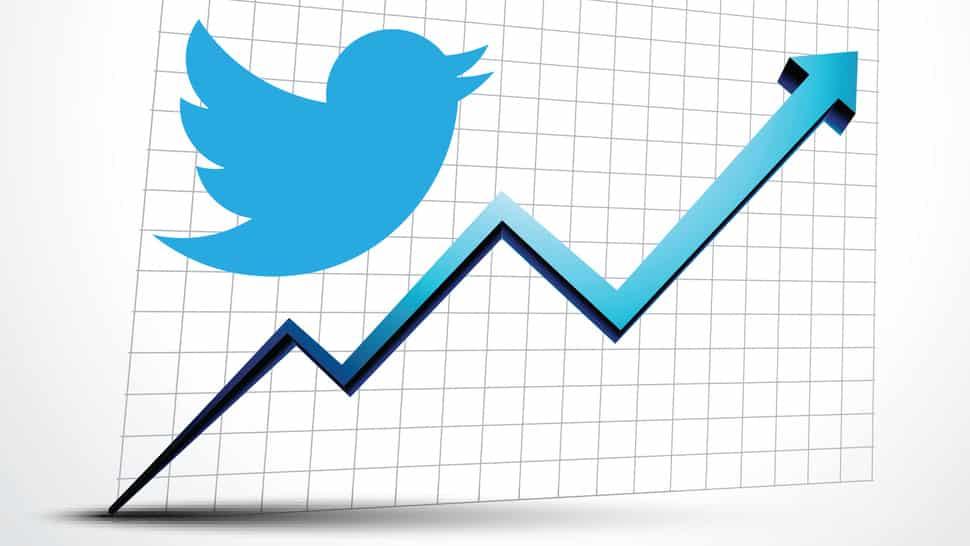 twitter analytics vector art