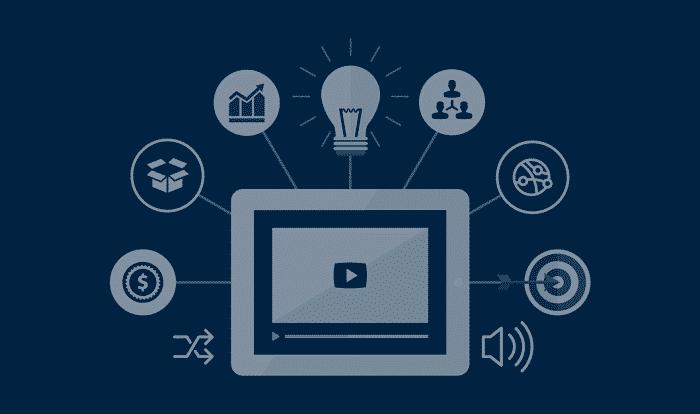 video marketing representation