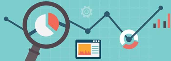 web analytics concept illustration