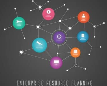 enterprise resource planning concept