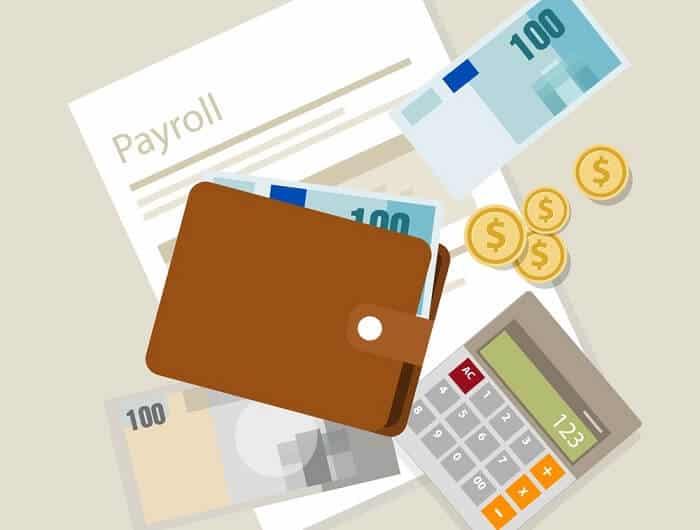 payroll tax concept
