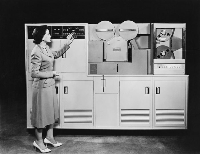 computer in 1950