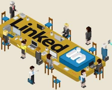 create a business page on linkedin