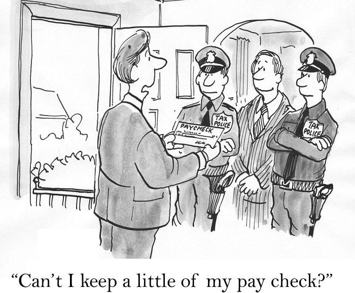 taxes funny