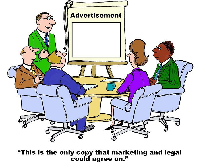 ad proposal cartoon