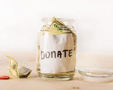 donation sites donate jar