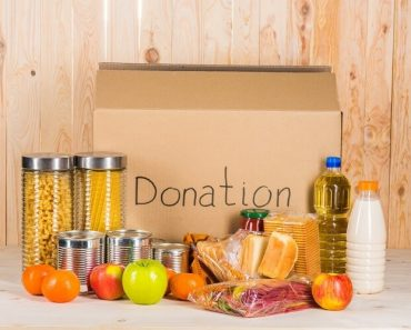 companies that donate food to nonprofit organizations donating food