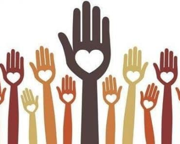 quotes about volunteering helping hands