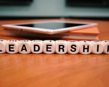 Yes, leadership skills are important.