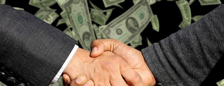 owner financing-shake hands