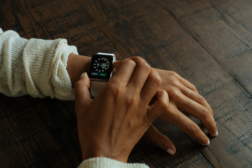 productivity apps - smart watch