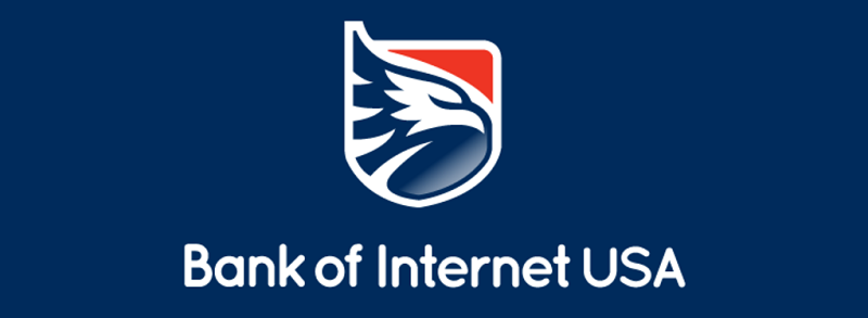 Bank of Internet USA logo