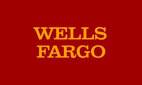 A Wells Fargo logo